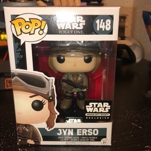 Star Wars ROUGE ONE JYN ERSO